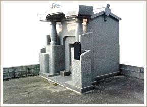 お墓の施行事例